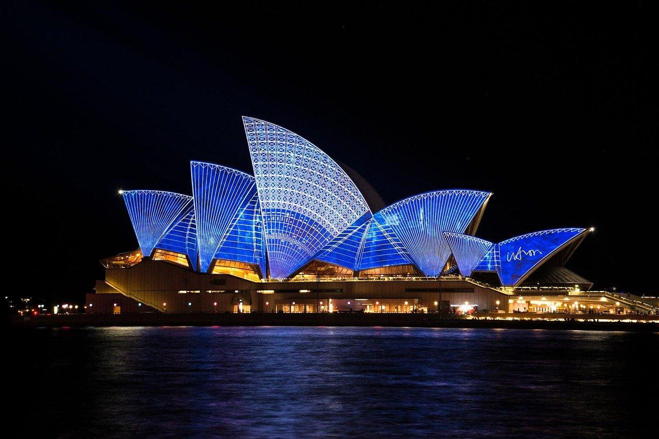 Vier redenen om Australië te bezoeken